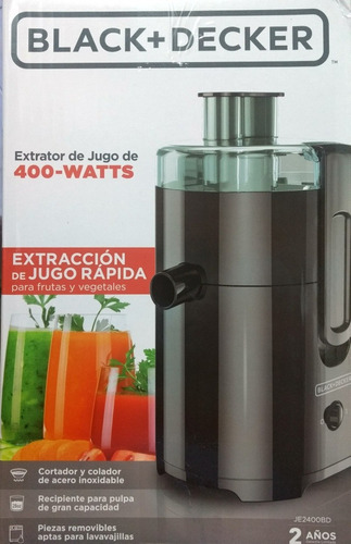 extractor black decker