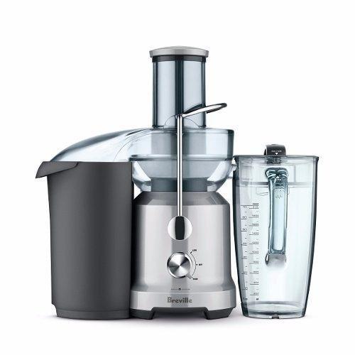 extractor breville bje430sil fuente de jugos frios