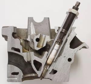 extractor bujia rota ford triton juego 12 piezas y porcelana