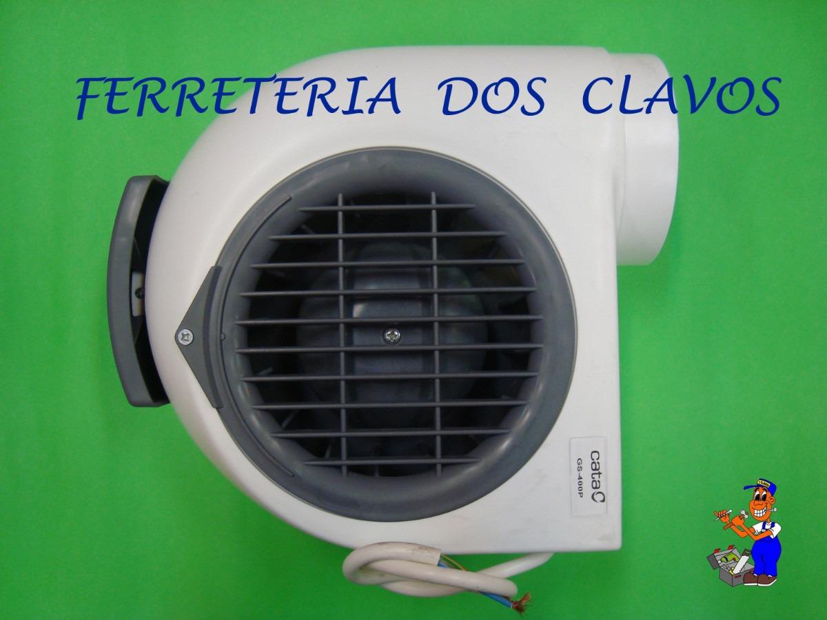 Extractor centrifugo de cocina cata en - Extractor cocina cata ...