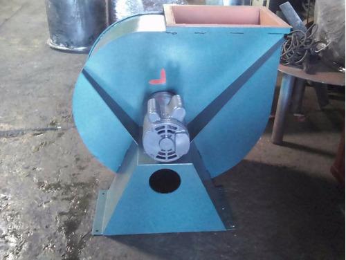 extractor centrifugo para campana de cocina de 4mts