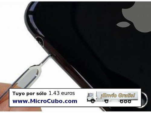 extractor clip bandeja sim iphone ipod ipad apple store usa