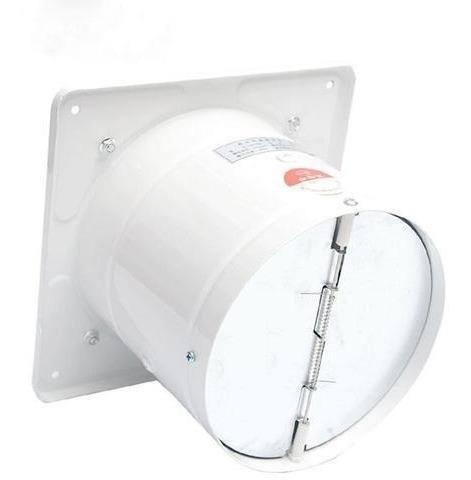 extractor comercial 25 cm-alta velocidad-cierre posterior-