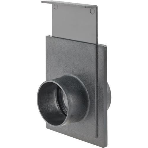 extractor compuerta para colector de polvo de 2 1/2  d4224