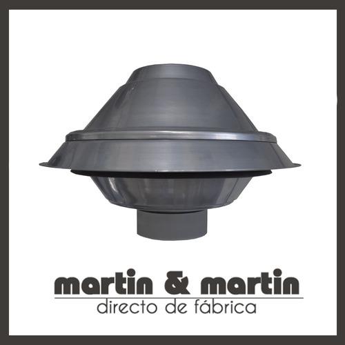 extractor conducto potenciado 10cm martin & martin ruleman