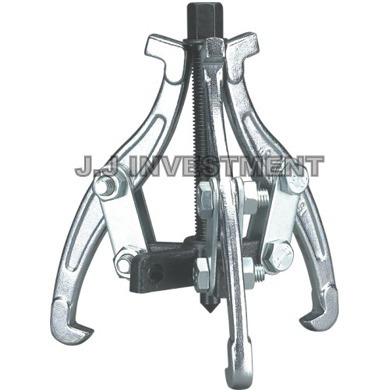 extractor de 3 patas 4 pulgadas poleas, rolineras, piñon