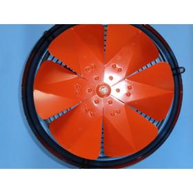 Extractor De Aire 35 Cm.tira 2 Veces + Que El Industrial