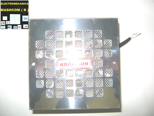 extractor de aire 6 pulgadas acero inox.envio gratis