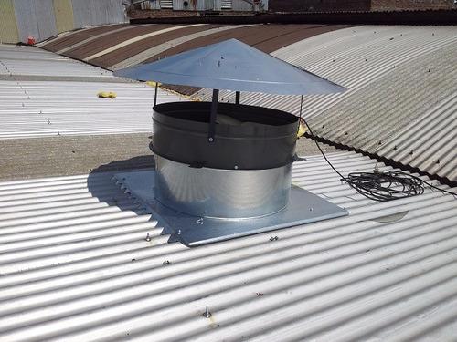 extractor de aire 76 cm de diámetro industrial