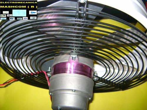 extractor de aire de 35 cm *tira el doble que uno industrial