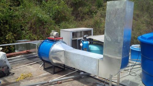 extractor de aire, extractores industriales centrifugos