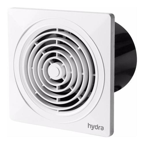 extractor de aire hydra 150 mm blanco 6 pulgadas ideal baño