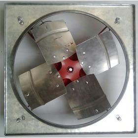 Extractor De Aire Industrial 16 Pulgadas 1/4hp 110v