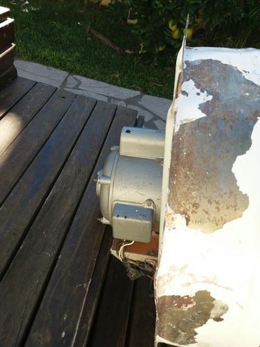 extractor de aire industrial 52cm monofasico