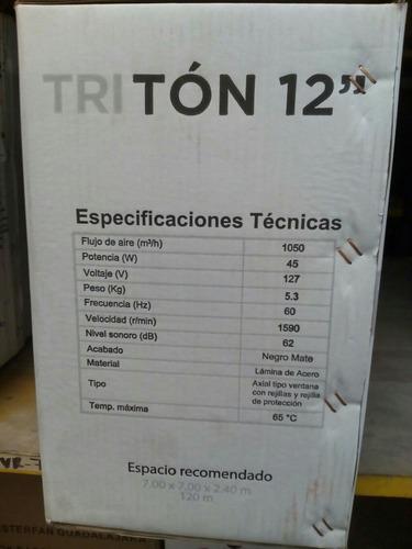 extractor de aire industrial12 . 5 años garantía envio grati