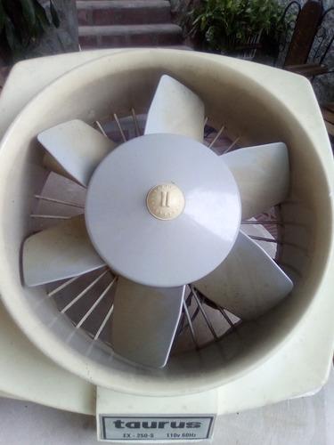 extractor de aire marca taurus
