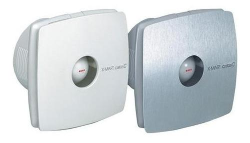extractor de aire mod. x-mart 15 inox.