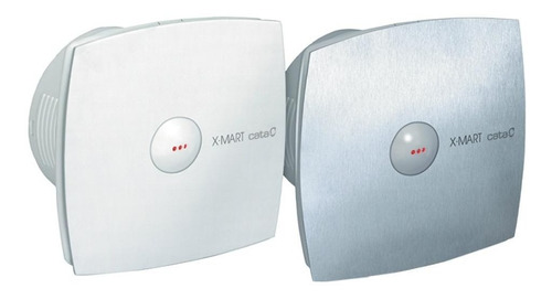 extractor de aire mod. x-mart 15 matic inox.