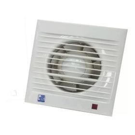 Extractor De Aire Olores Para Baño Oficina 4  20x20 Damper