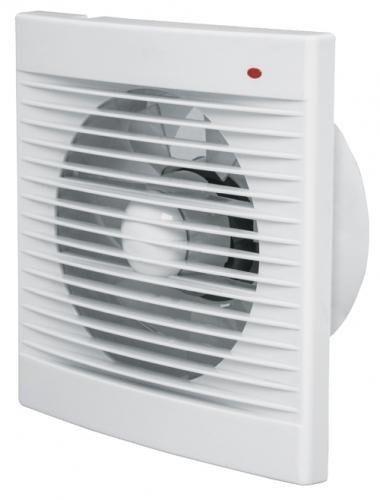 Extractor de aire para ba o o cocina 5 39 39 voltech 48531 for Ruido extractor cocina