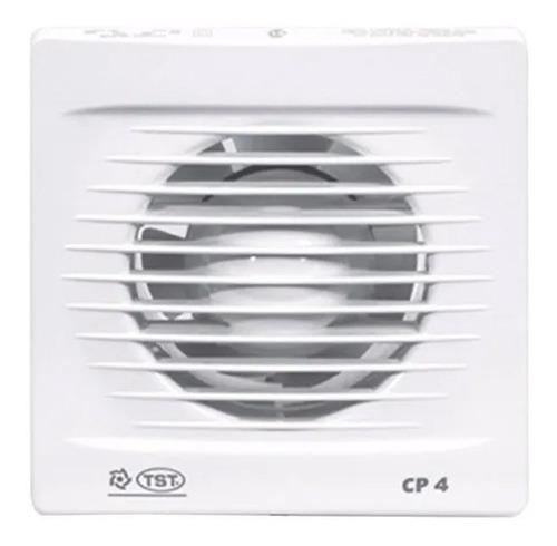 extractor de aire para baño tst cp4 90 m3/h plastico 4