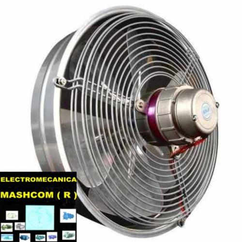 extractor de aire reversible de 40 cm *capital envio gratis*