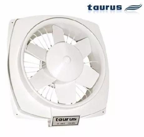 extractor de aire taurus 8 pulg. modelo: te200-s