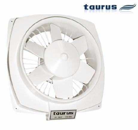 extractor de aire taurus 8 pulg. plástico modelo: te200-s