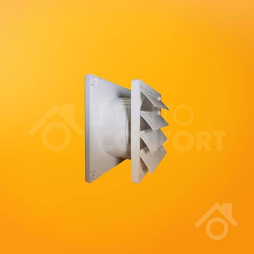 extractor de baño 6 pulgadas (15 cm) + persiana movil. promo