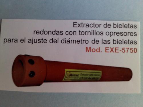 extractor de biletas