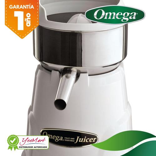 extractor de cítricos omega c-10w