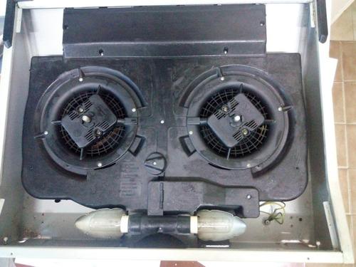 extractor de cocina dos motores y luces