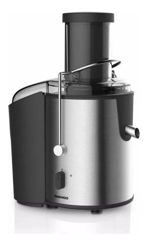 extractor de jugo daewoo je4217 juguera acero inoxidable