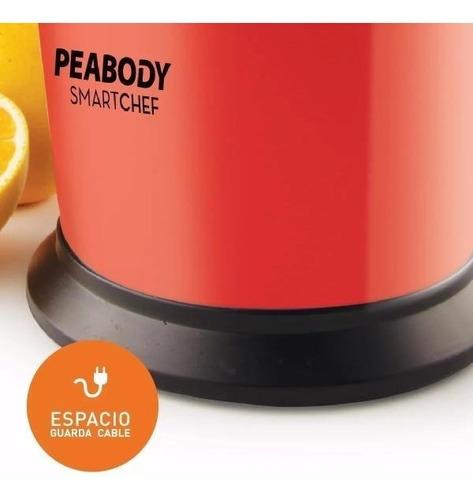 extractor de jugo exprimidor eléctrico peabody pe-ec402 *