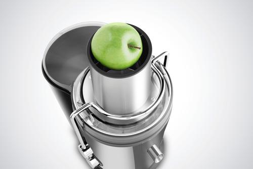 extractor de jugo frutas verduras 800w acero atma ex8245n