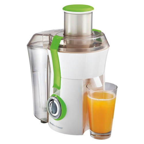 extractor de jugo hamilton beach big mouth - e6760