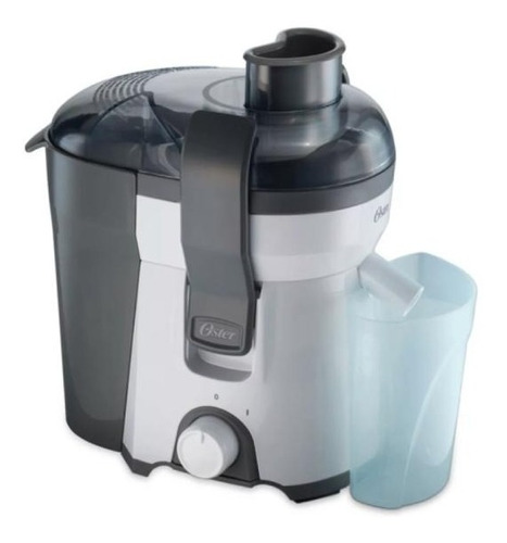 extractor de jugo negro con blanco oster fpstje316w-013