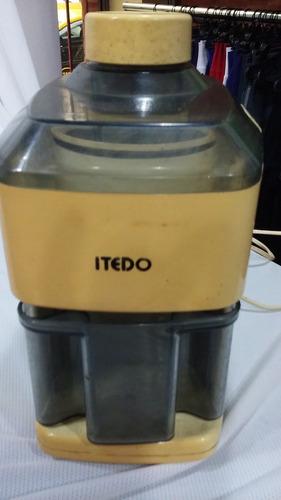 extractor de jugo para frutas y verduras itedo