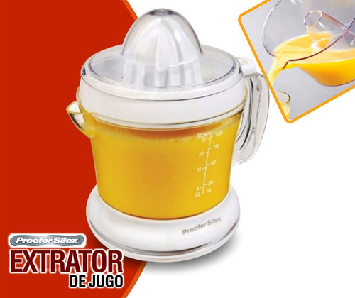 extractor de jugo protor silex incluido iva
