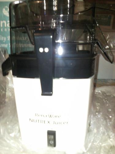 extractor de jugo rena ware