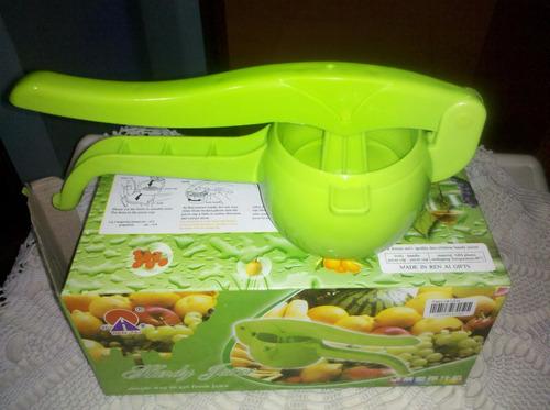 extractor de jugo y vegetales ( portatil y  economico)