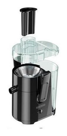 extractor de jugos  black+decker