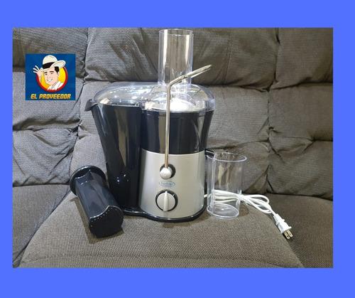extractor de jugos fruta verduras envio gratis