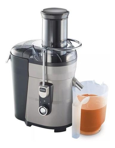 extractor de jugos oster 600 watts filtro acero inoxidable