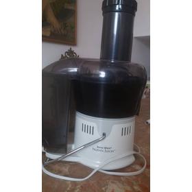 Extractor De Jugos Renaware Nutrex Juicer