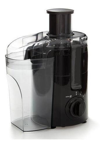 extractor de jugos t-fal negro