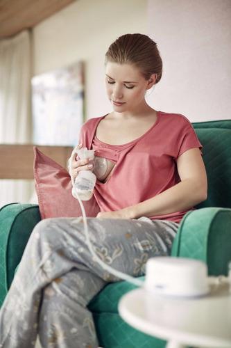 extractor de leche eléctrico philips avent scf332/01