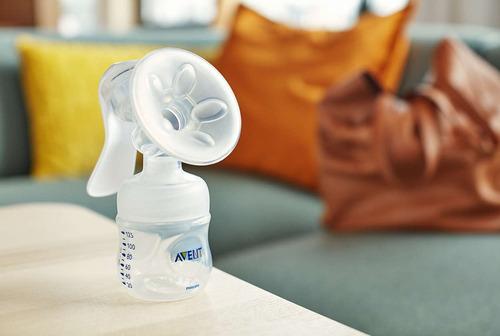 extractor de leche manual philips avent scf330/19 sacaleche