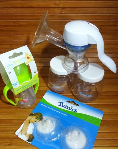 extractor de leche-monitor para bebes-fisherno avent biberón