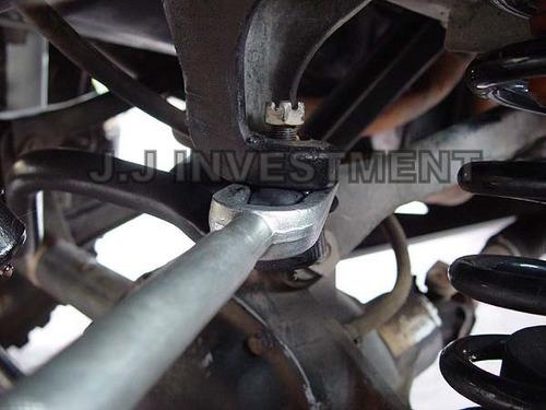 extractor de muñones, terminales, brazo loco, brazo pitman